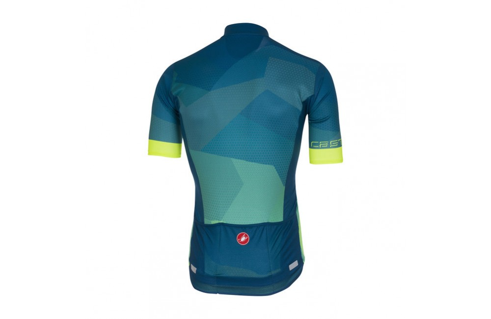CASTELLI Flusso cycling jersey 2018 Men