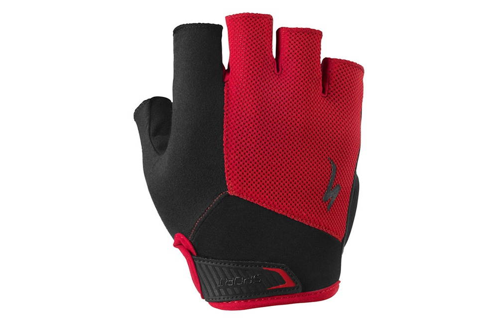 SPECIALIZED Sport red gloves 2017 Men
