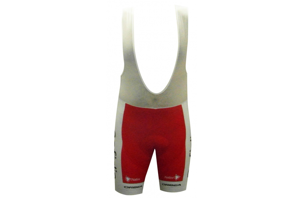 COFIDIS bib shorts 2017 Men